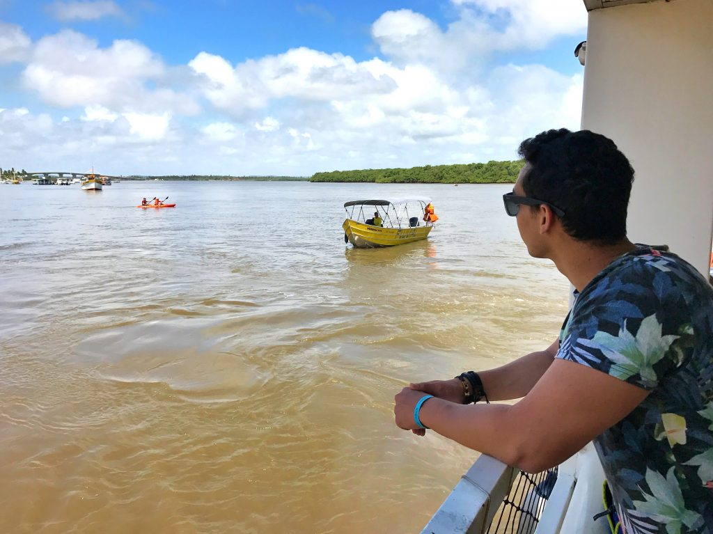 Lindas paisagens do Rio Vaza Barris