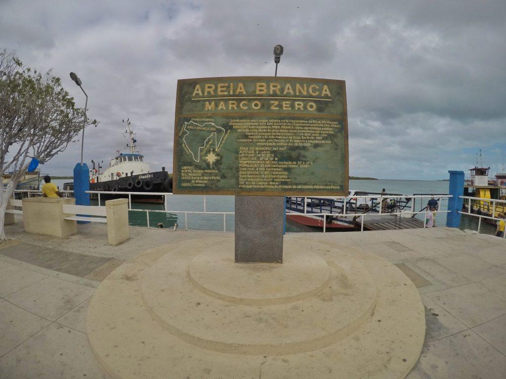 Areia Branca Marco Zero