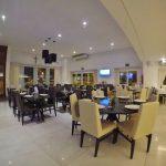 Onde comer em Aracaju - Foto salão principal do restaurante República dos Camarões