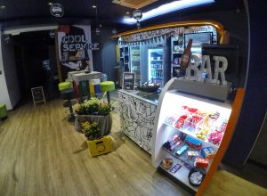 Bar e Cool Service no Ibis Budget Aracaju