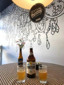 Cerveja Martina. Festival de Boteco da rede Ibis