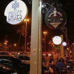 Onde comer em Aracaju - Foto da entrada do Calles bar de tapas em Aracaju