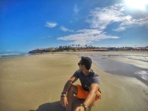 Praia de Tibau - Rio Grande do Norte